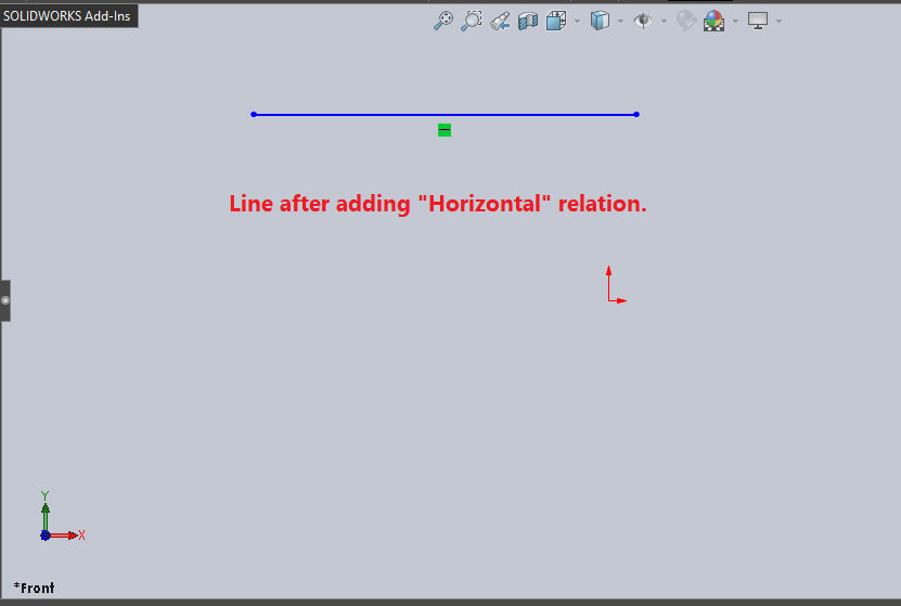 line-after-horizontal-relation
