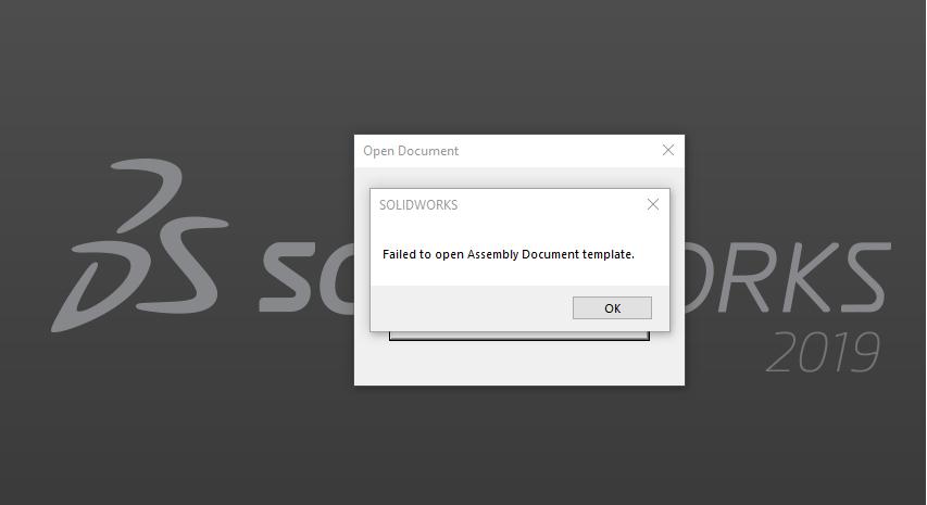 error-message-on-empty-template